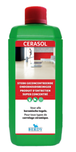 Berdy - Cerasol - Onderhoudsreiniger - 1L