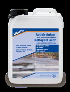 Lithofin - Actiefreiniger - 2,5L
