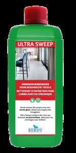 Berdy - Ultra Sweep - Nettoyan d'entretien avec haute brillance - 1L